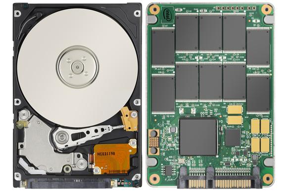 مقایسه دیسک های سخت و جامد؟ کدام بهتر است؟