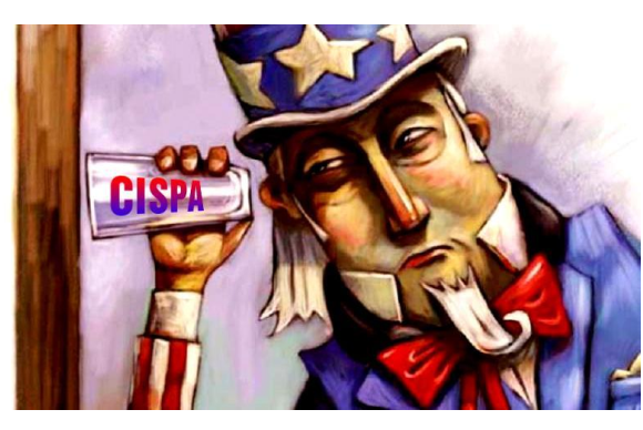 cispa the big brother law Well, there is no need for a modern-day george orwell to imagine the scary story in which big brother, an authoritarian government, colludes with multinational corporations to trample civil liberty.