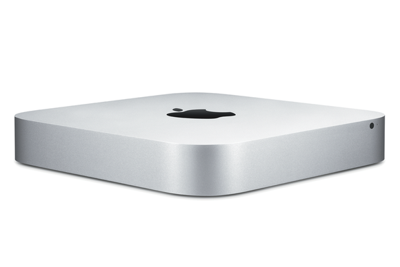 Обновленный Mac mini