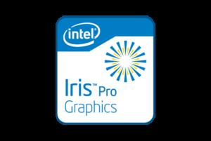 Intel Iris Pro logo