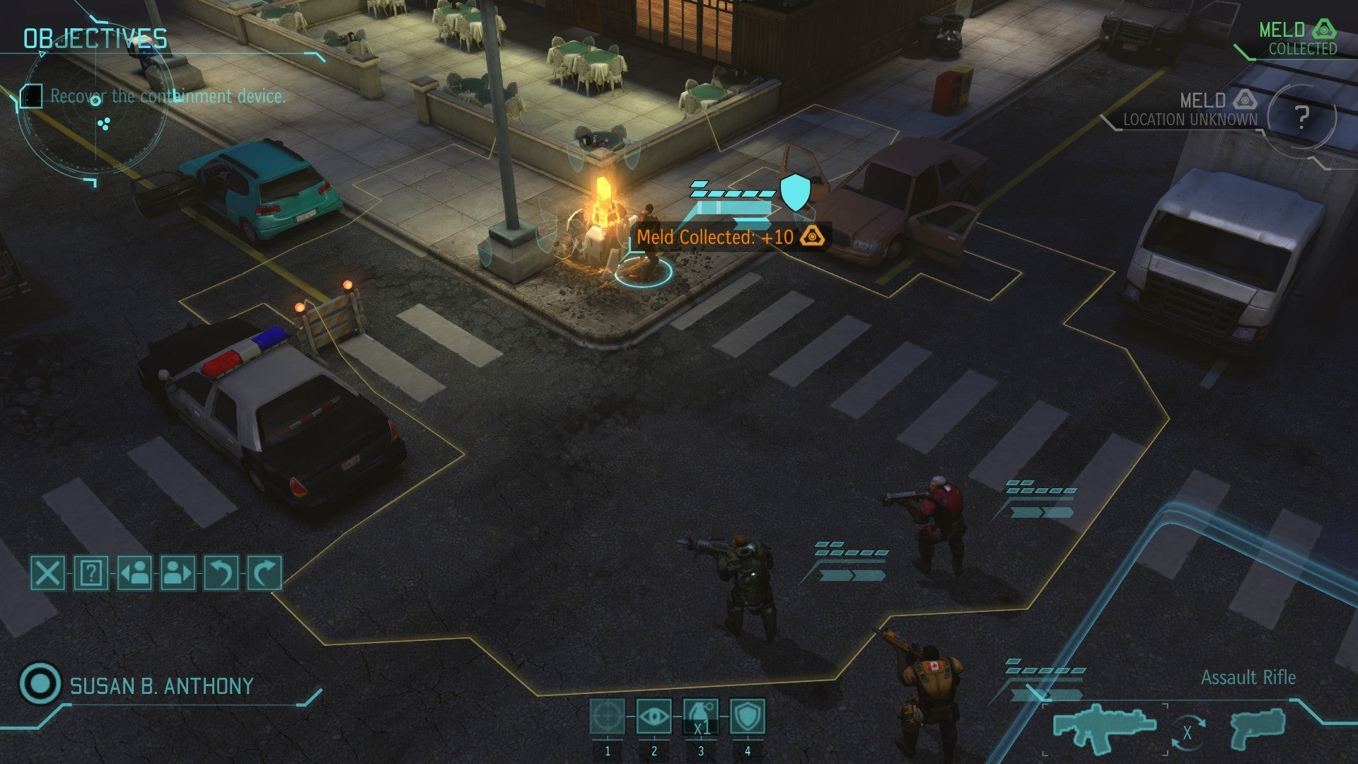 XCOM Enemy Within screen cap