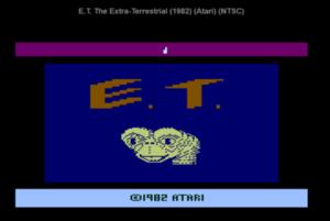 E.T. Internet Archive Console Living Room