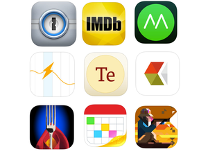 iphone starter apps