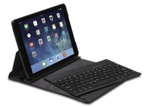 kensington keyfolio exact thin folio with keyboard for ipad air
