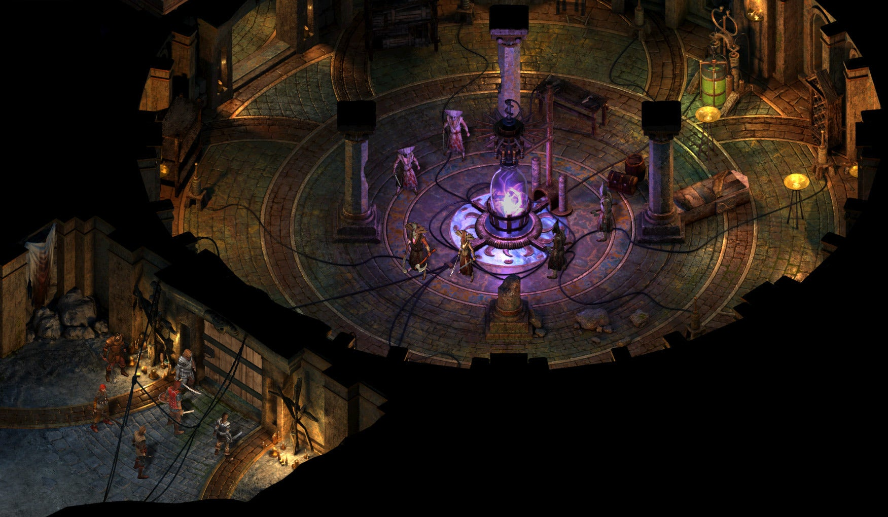 Pillars of Eternity has a game-breaking bug with an upcoming fix