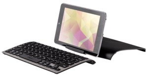 zagg universal tablet keyboard and stand