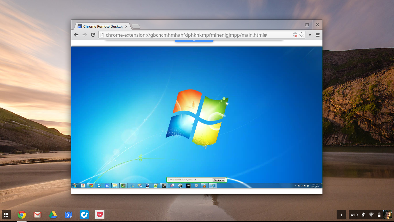 Chromebook power tips how to work smarter online and for Window remote desktop