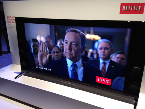 house of cards 4k