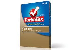 TurboTax Premier 2013