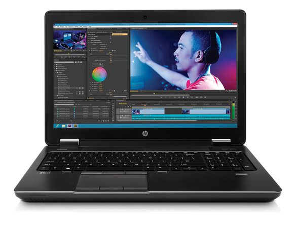 HP ZBook 15 Mobile Workstation