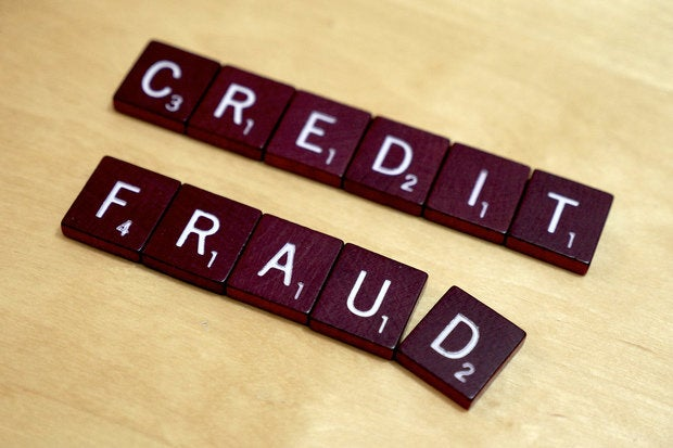Credit fraud tiles