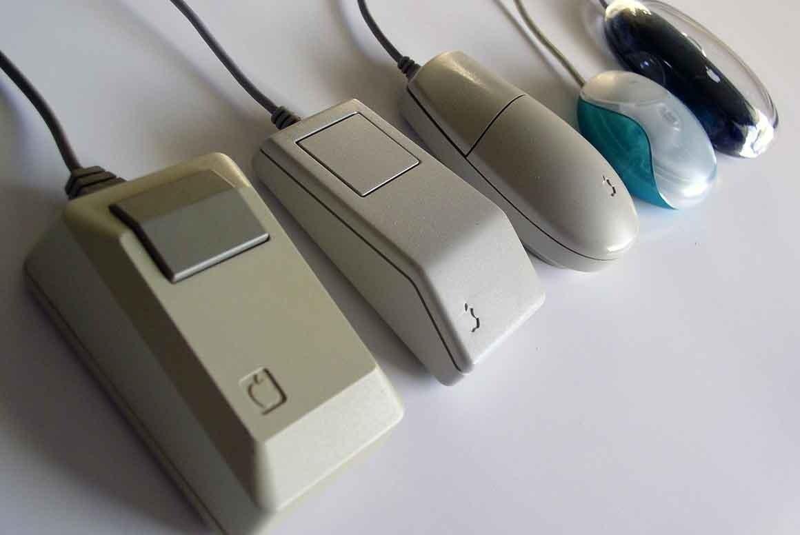 apple mice