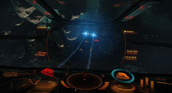 elite dangerous ships in asteroids