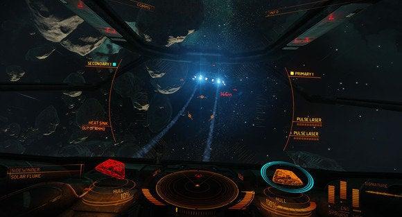 elite dangerous ships in asteroids