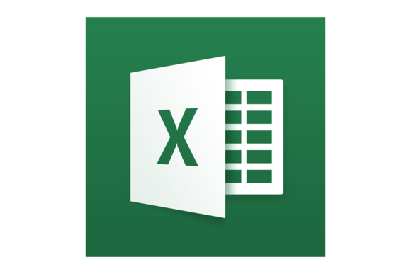 Excel for iPad icon