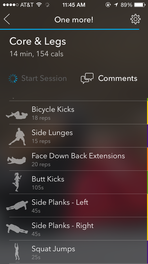 fitstar preview