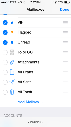 ios7tips mail mailboxes