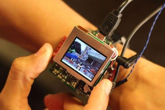 smartwatch cmu