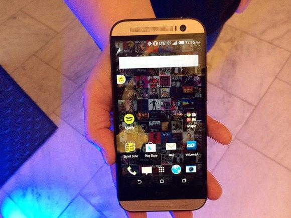 Sprint-exclusive HTC One (M8) Harman Kardon edition