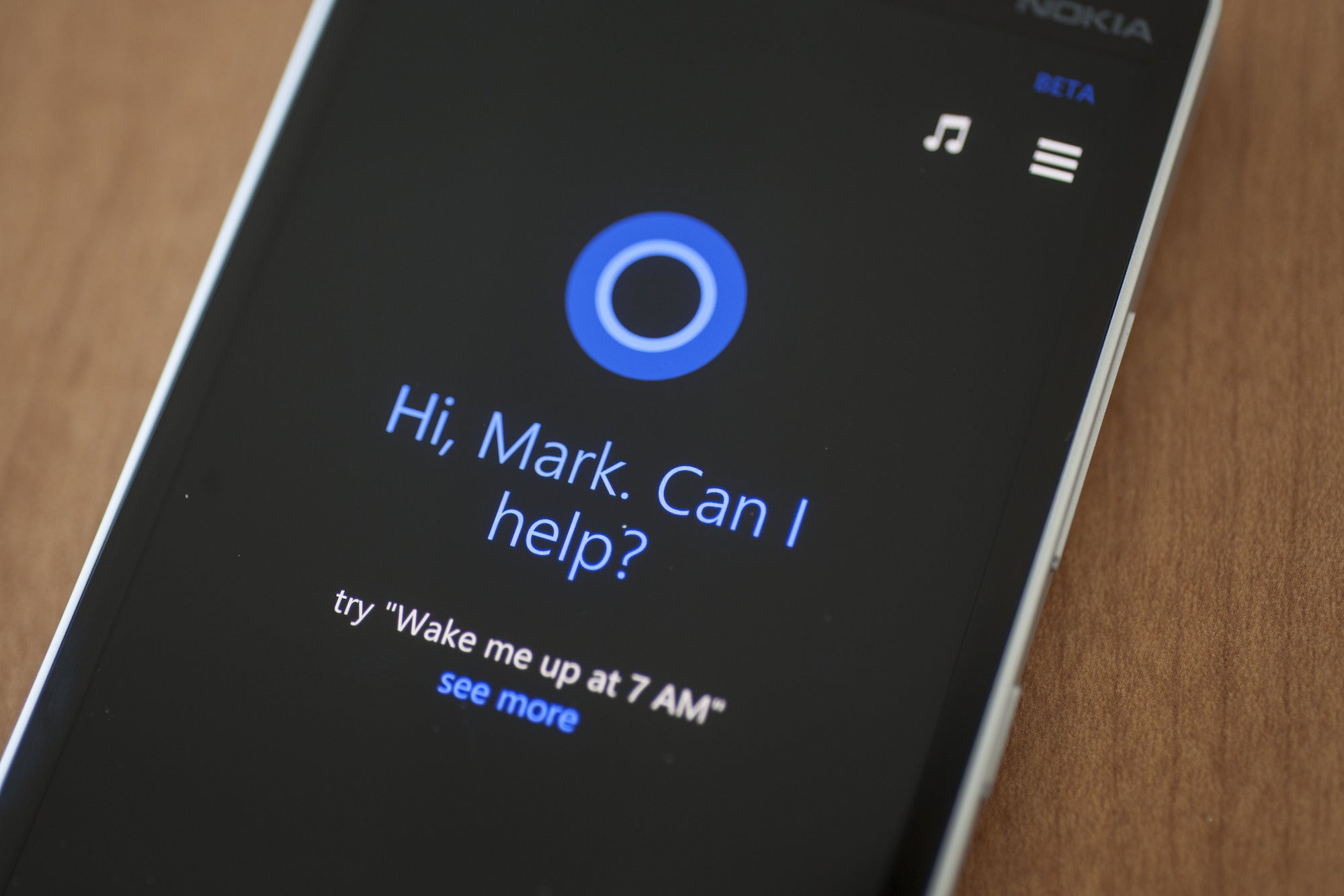 windows phone 81 cortana main screen nokia lumia icon april 2014Windows Phone Nokia Icon
