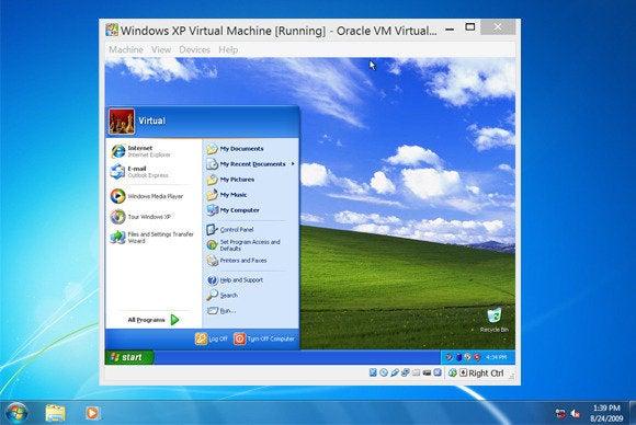 Windows Xp Iso Image For Virtualbox Portable