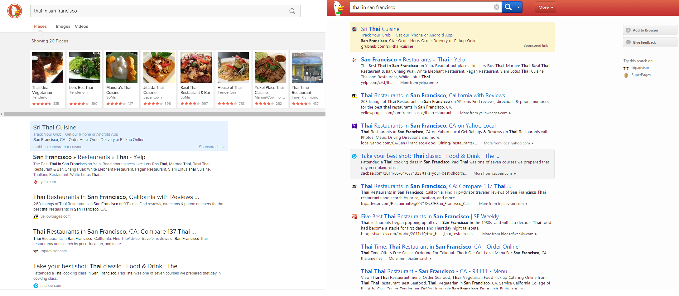 DuckDuckGo, The Search Engine That Doesn't Track You