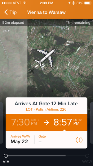 flighttrack iphone