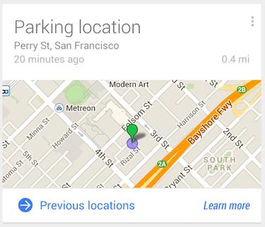 googlenowparking