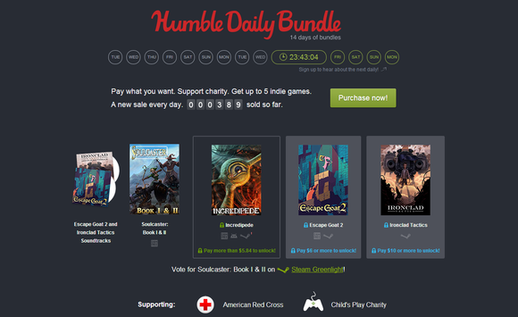 humble bundle