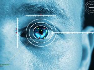 iris scan security 138208300