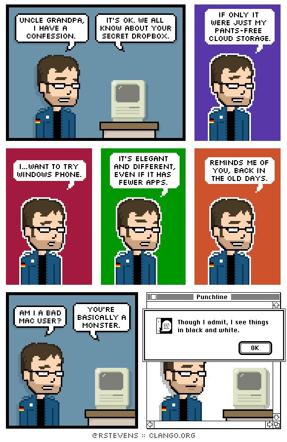 mtt windows comic