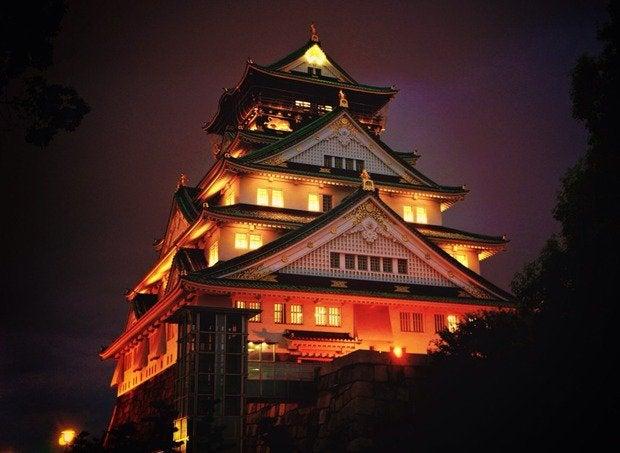 Castles of Japan Flowboard