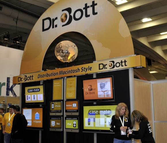 dr bott macworld booth