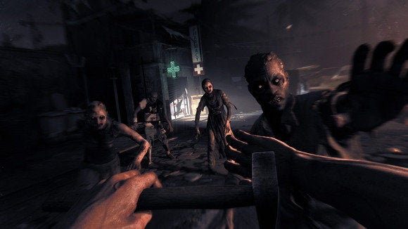 dying light zombies