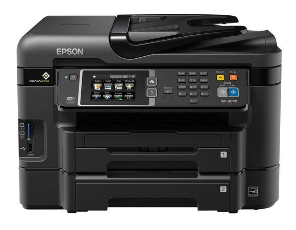 epson workforce wf 3640 head on trays closed june 2014