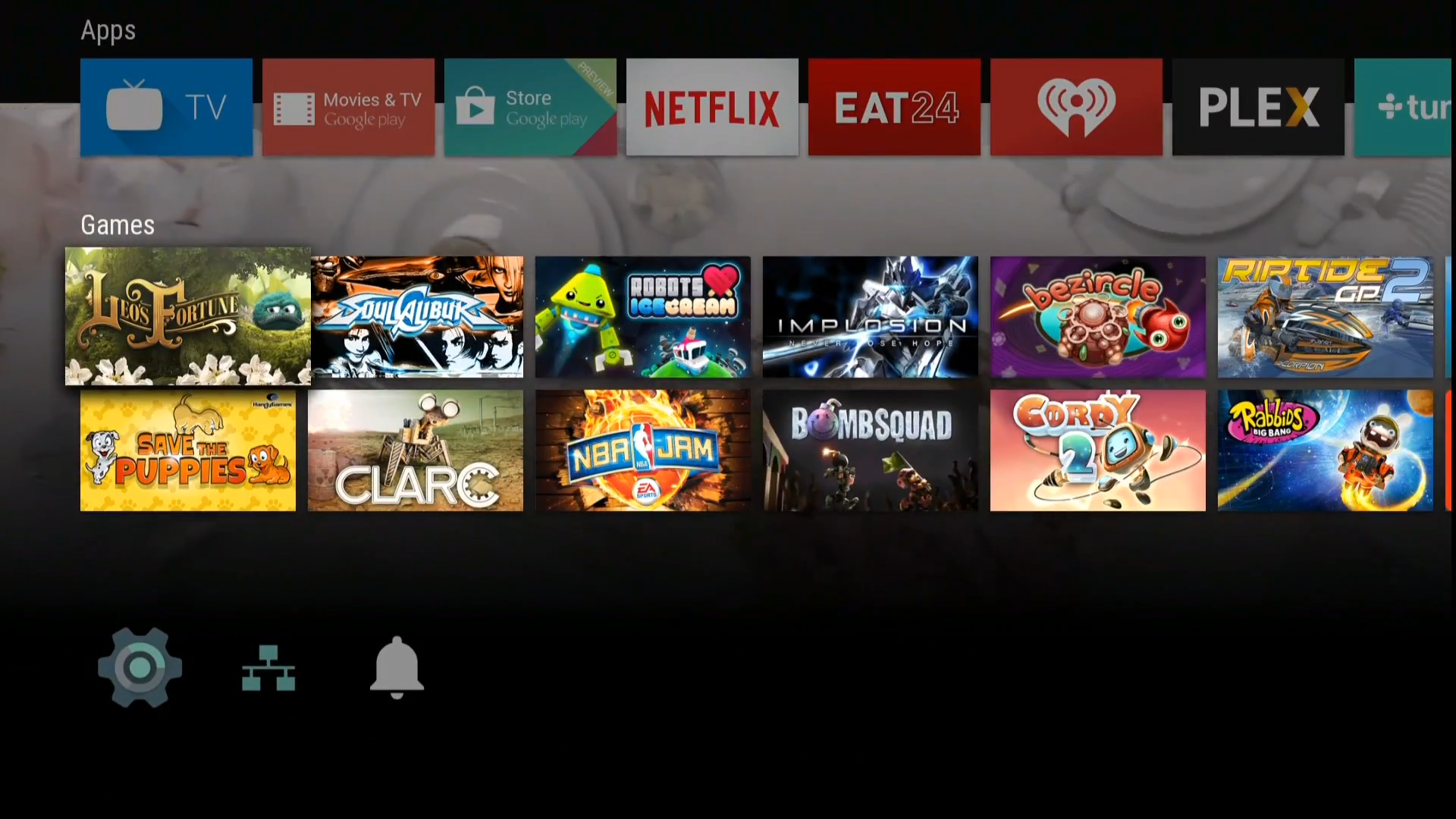 Как играть андроид игры на телевизоре