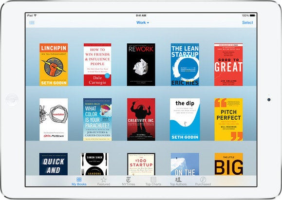 ios8 ibooks