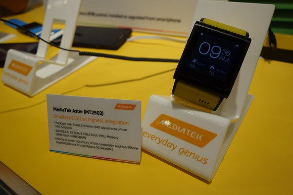 mediatek reference smartwatch