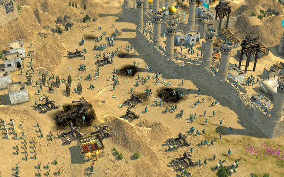 stronghold crusader 2 more warfare