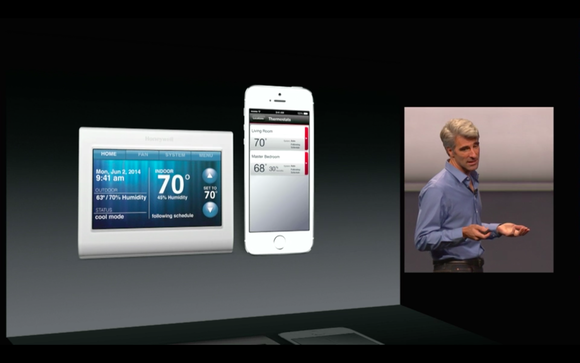 wwdc14 homekit honeywell