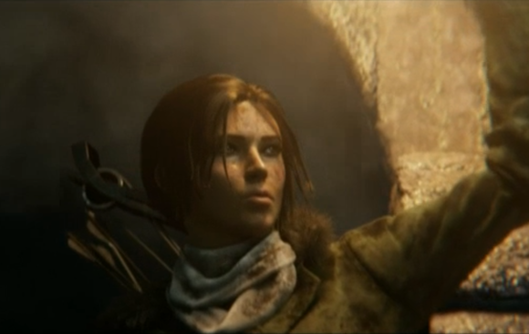 xbox one lara croft tomb raider e3 2014