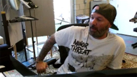 Fred Durst on Twitch.TV