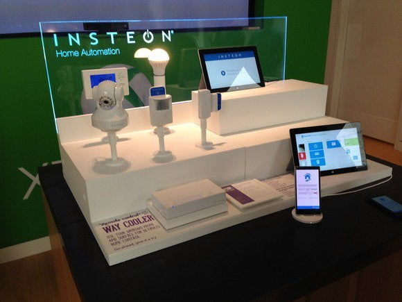 Insteon's Cortana integration will let Windows Phone users talk to their house