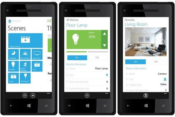 insteon windows phone 3up