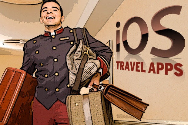 iostravel apps