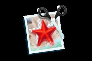 photoscissors mac icon