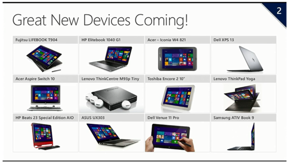 Microsoft WPC devices