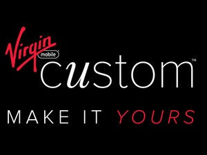 virgin mobile custom