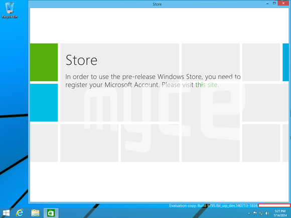 windows 8 metro desktop
