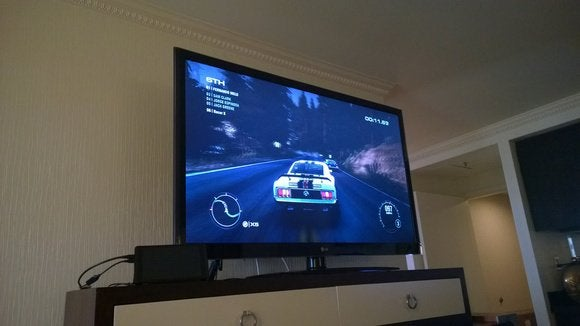 Nvidia Shield Grid racing